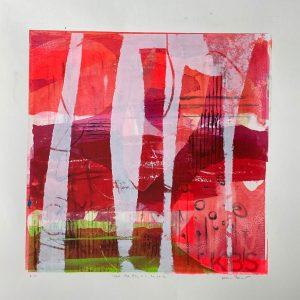 LTD in red